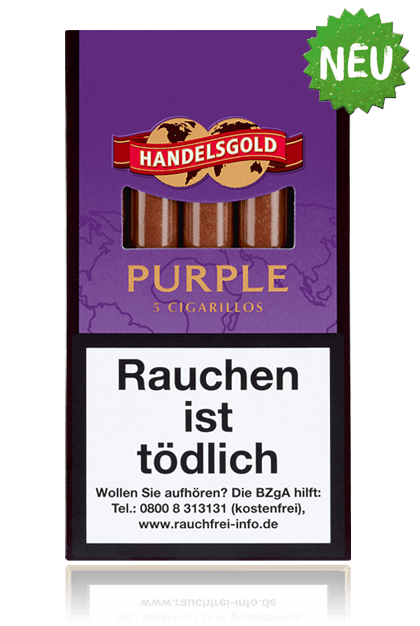 Handelsgold Sweet Cigarillos Purple
