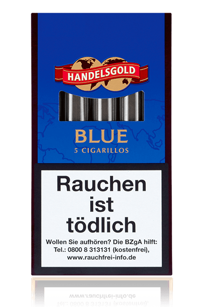 Handelsgold Sweet Cigarillos Blue