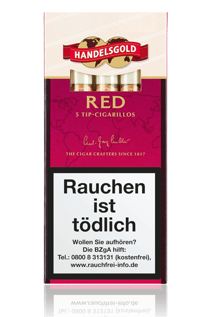 Handelsgold Red Tip-Cigarillos