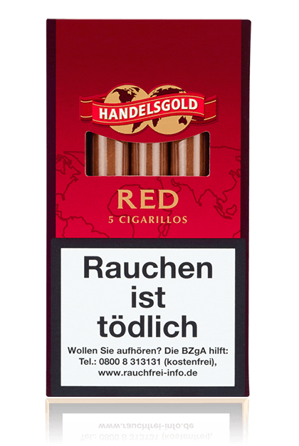 Handelsgold Sweet Cigarillos Red