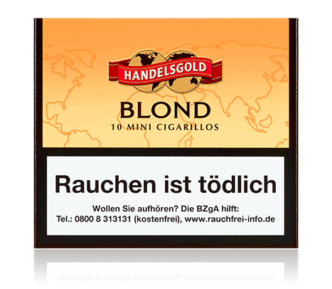 Handelsgold Mini Blond