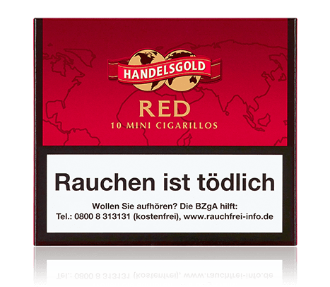 Handelsgold Mini Red