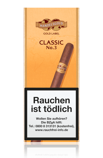 Handelsgold Gold Label Classic No. 3