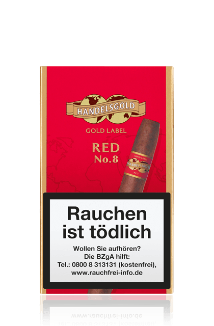 Handelsgold Gold Label Red No. 8